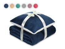 Warm Hug Новый Набор из покрывала и подушки
