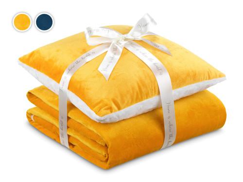 Набор из покрывала и подушки Warm Hug 2020 I