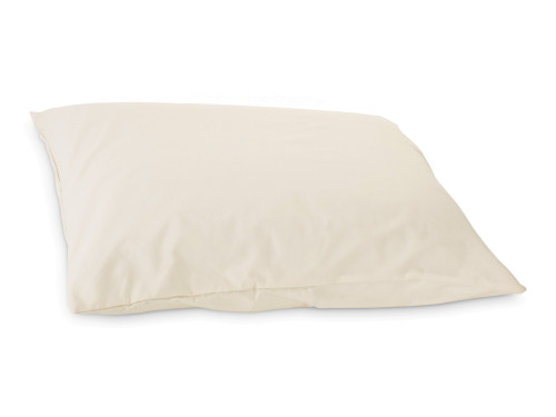 Хлопковый чехол для подушки 50x70 см
