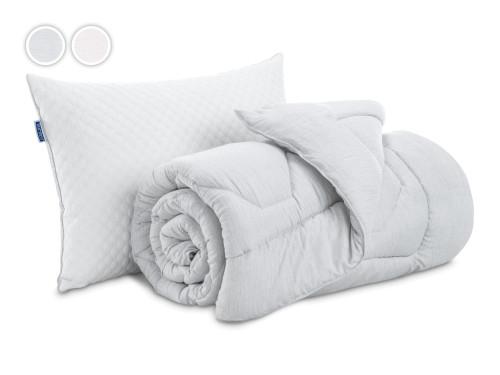 Набор из одеяла и подушки Sleep&Inspire
