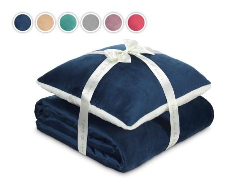 Набор из покрывала и подушки Warm Hug V2