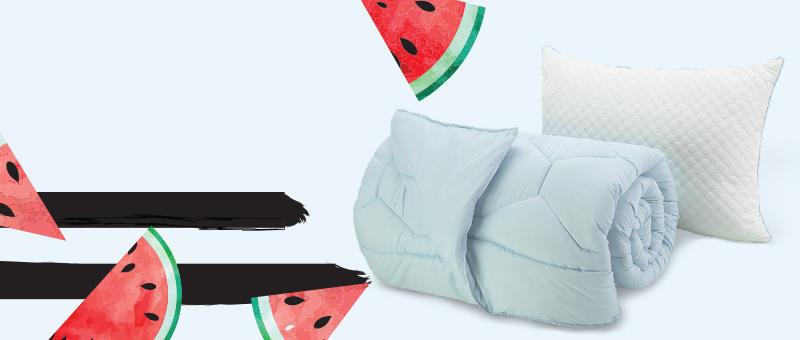 Набор из одеяла и подушки Sleep Inspiration со СКИДКОЙ -60%!