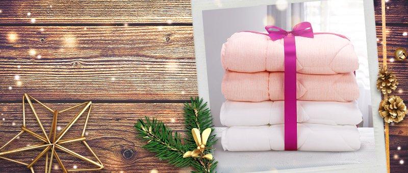 2 одеяла Dormeo по цене 1