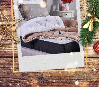 Одеяло с подогревом Dormeo