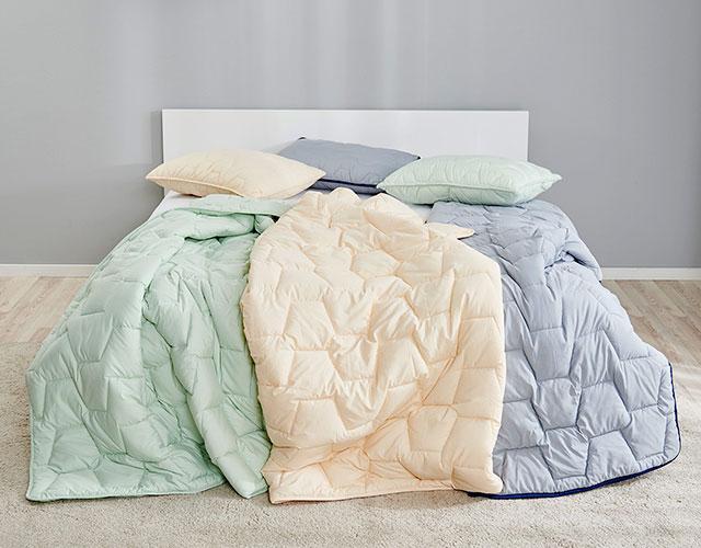 Набор из одеяла и подушки AdaptiveGo