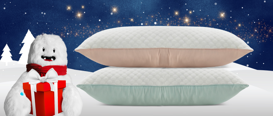 2 подушки Dormeo Sleep Inspiration по цене 1