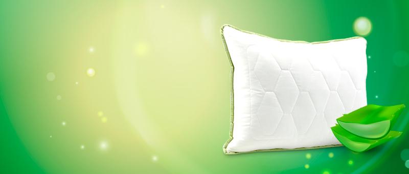 Классическая подушка Dormeo Aloe Vera