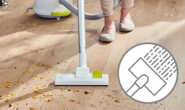 Пылесос для сухой и влажной уборки Rovus Nano