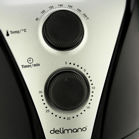 Мультипечь Delimano Air Fryer