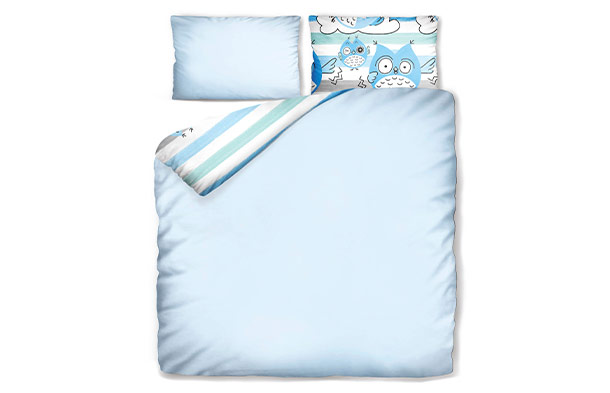 Комплект постельного белья Dormeo Совы-эмоции