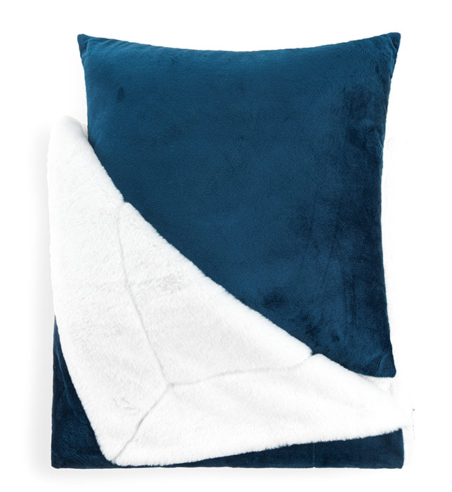 Набор из покрывала и подушки Dormeo Warm Hug 2020 I
